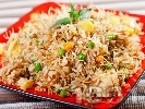 Рецепта Пиле Биряни с ориз, картофи и оризови спагети